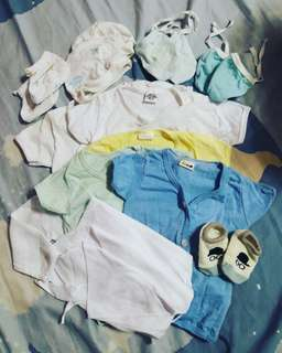 Baby clothes newborn take all plus sf good as new