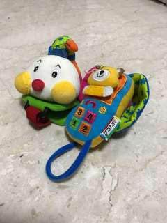 K's kids stroller toys