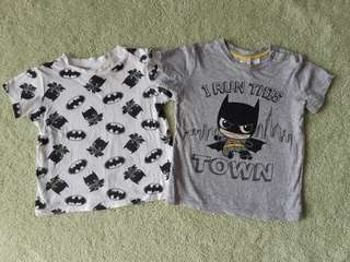 Boy Tshirts (2pcs)