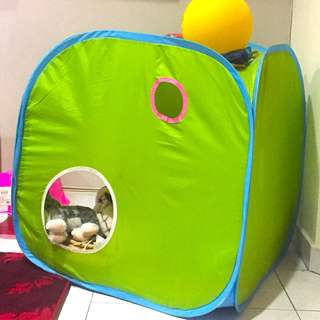 Preloved Play Tent Ikea
