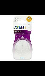 🚚 Brand New Philipps Avent Natural Nipple #CarouPay