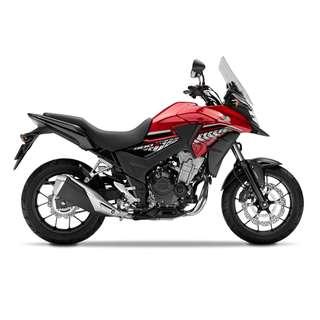 Ready Stock! Honda CB400X