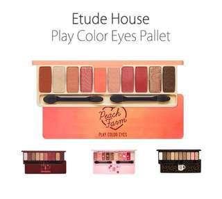 🚚 Etude House Play colour eyes
