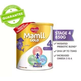 🚚 Dumex Mamil Gold 4 #CarouPay