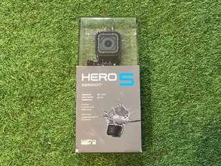 GoPro Hero 5 Session New