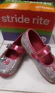 Stride rite shoes flower size 28.5