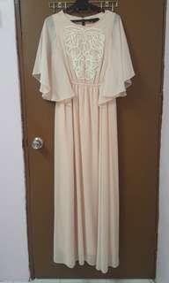 Maxi Dress (NEGOTIABLE)