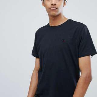 🚚 Authentic Brand New - Tommy Jeans | Crew New T-Shirt Black