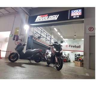 Ready Stock! Yamaha XMax 300