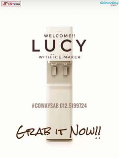 Lucy the Ice-maker (Rental)