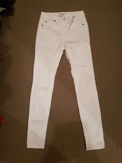White Jeans  - never worn