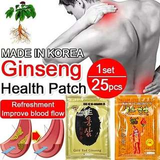 Ginseng Health Patch