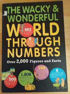 The wacky and wonderfull world tbrough numbers