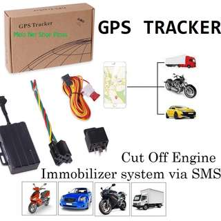 GPS Tracker LK210 with Cut OFF engine system Automotive Vehicle Car Motorcycle