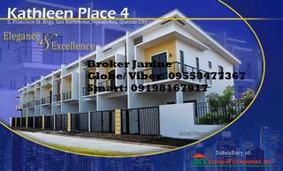 Ready for Occupancy Kathleen Place 4 in Novaliches Quezon City
