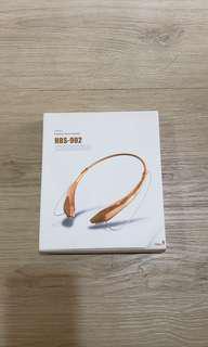 wireless stereo headset