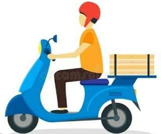 24/7 Small Parcels or Supper Delivery @ Jurong Vicinity only