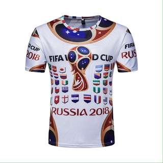 Jersey worldcup 2018