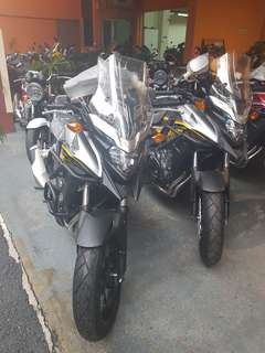 New honda 400x for sell