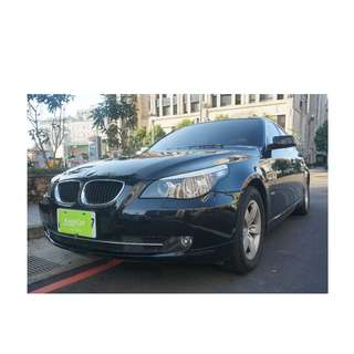 07年 BMW 520D