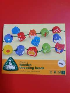 Wooden Toys ELC Educational toy