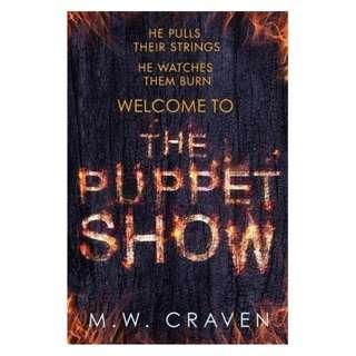 E-book English Novel - The Puppet Show (Washington Poe #1) by M.W. Craven