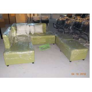 L-TYPE AVOCADO SOFA SET--KHOMI