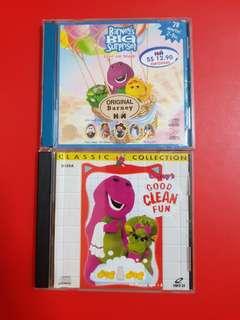 Music CDs for kids