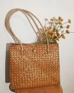 Classic Rattan Bag