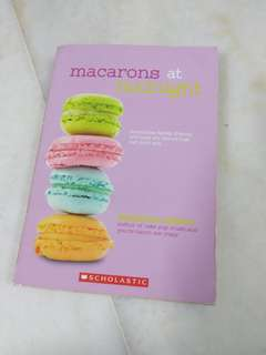 Macarons at midnight - Suzanne Nelson