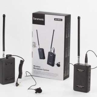 Saramonic SR-WM4C Wireless Microphone System