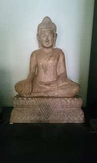 Marble Buddha Statue from Cambodia
