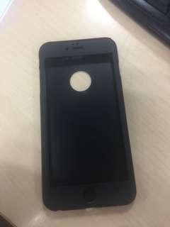 360 case black iphone 6 plus