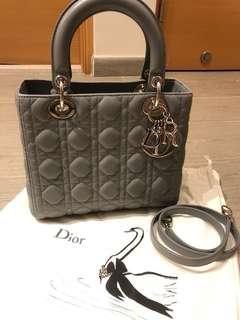 Christine Dior Lady Dior bag