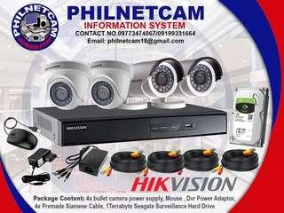 Hikvision 720p