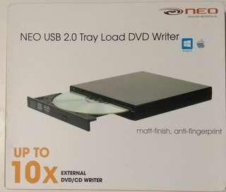 Neo External DVD Writer