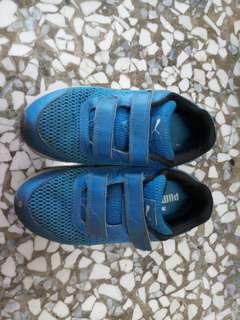 🚚 藍色運動鞋