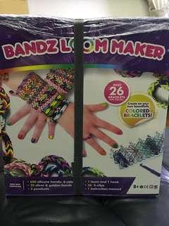 Bandz Loom Braclet Maker