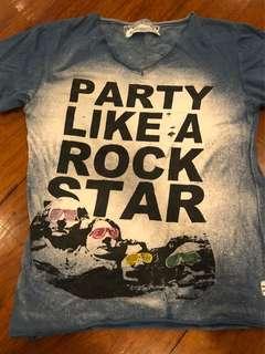 Rocker tee