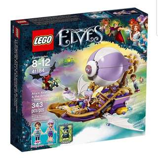 Lego 41184 Elves Aira's Airship & the Amulet Chase