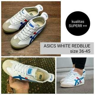 Sepatu Onitsuka Super Putih