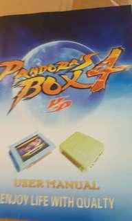 Pandora box 4 S