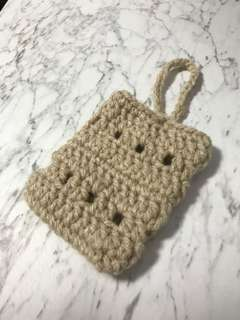 Crochet soap saver