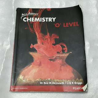 All About Chemistry O Level