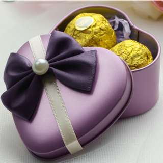 Love Ferrero Rocher Wedding Favours