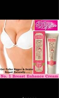 Bella breast enlargements enhancement cream