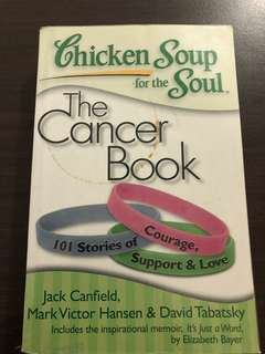 The Cancer Book : Chicken Soup for the Soul
