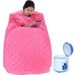 Alat Sauna di Rumah Sauna Portable Praktis dan Efektif