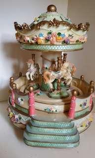 Carousell MP 345 music box #July50