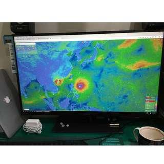 ASUS華碩 31.5吋 2K WQHD (2560 X 1440) IPS LED Monitor VA32A